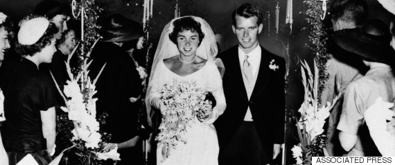 ethel kennedy wedding