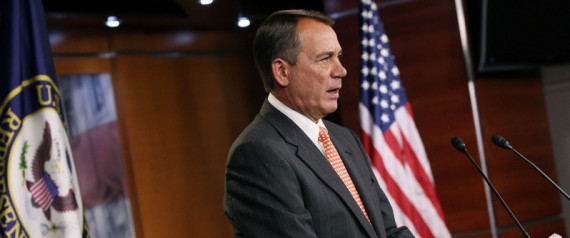 JOHN BOEHNER TAX REFORM