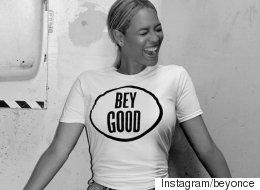 Beyoncé Sells 'BeyGOOD' T-Shirts To Help Haiti