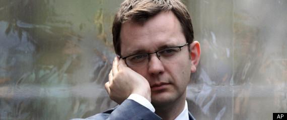 ANDY COULSON ARRESTED
