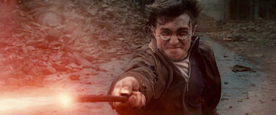 HARRY POTTER CHRISTIAN THEOLOGY