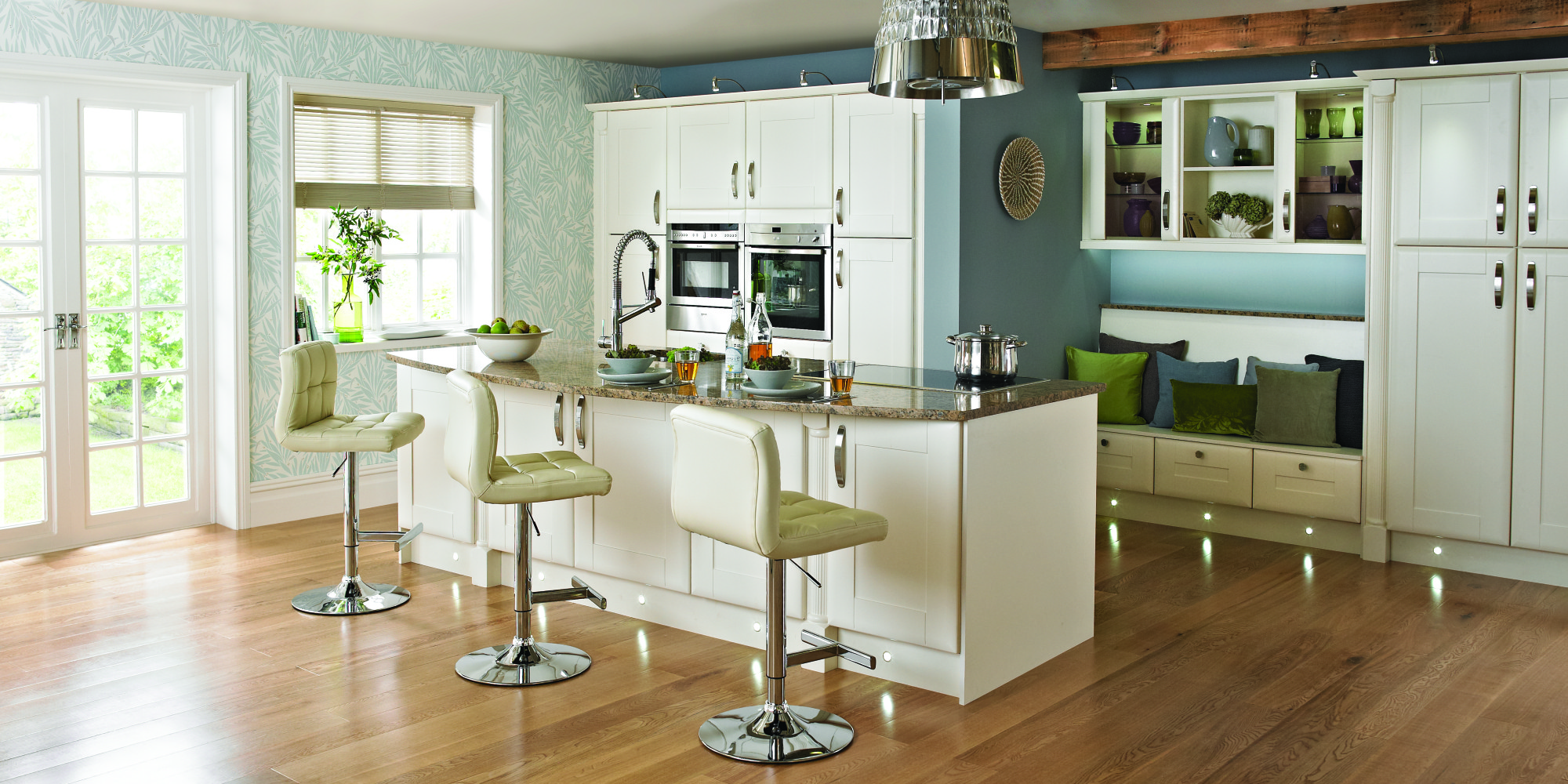 Stunning Kitchen Islands HuffPost - Open country kitchen designs