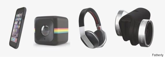 Father 39 s day gift ideas for the cool dads in your life for Cool gadgets for dads