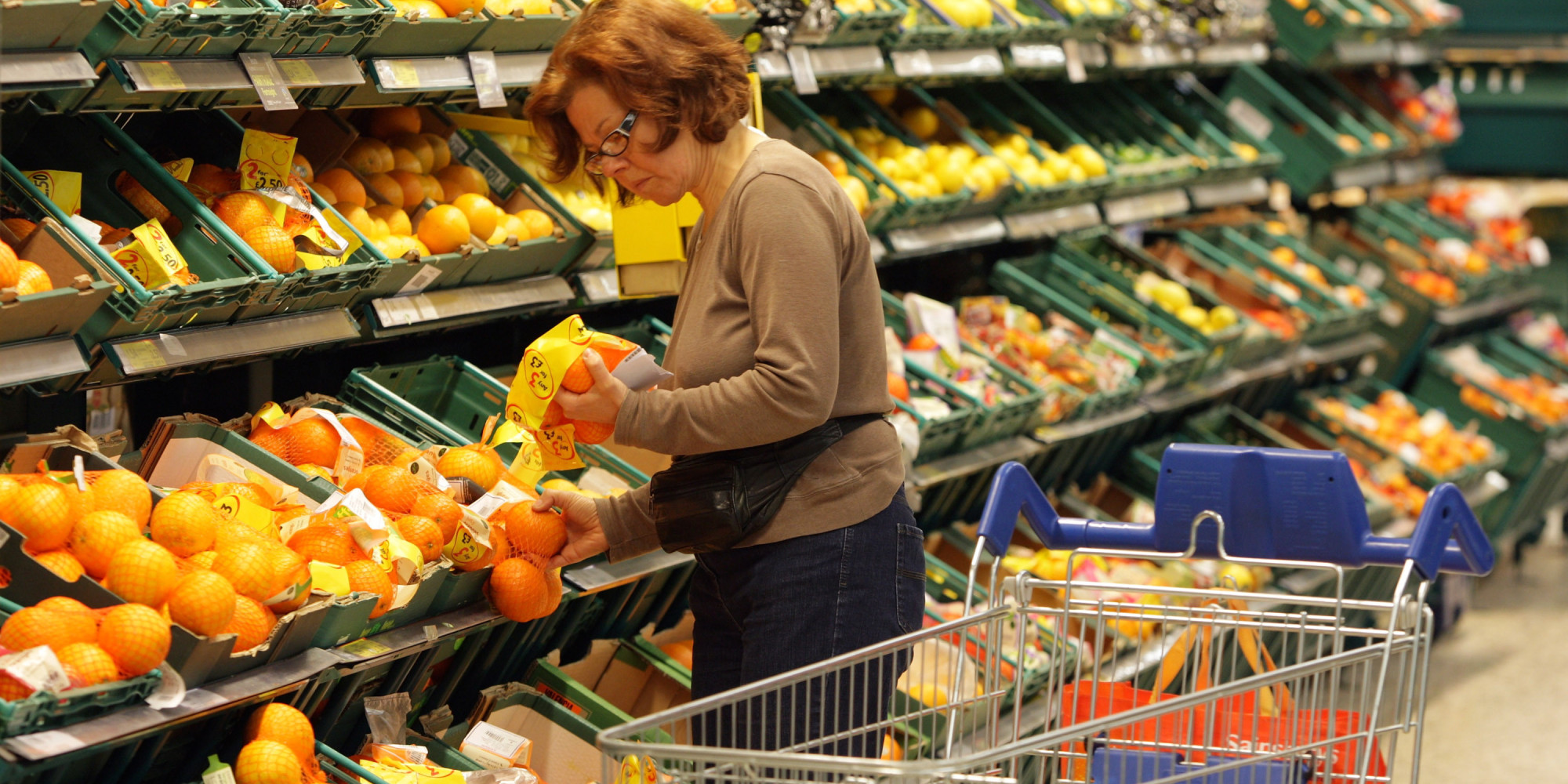 Britain S Largest Grocer Is Giving Unsold Food To Those