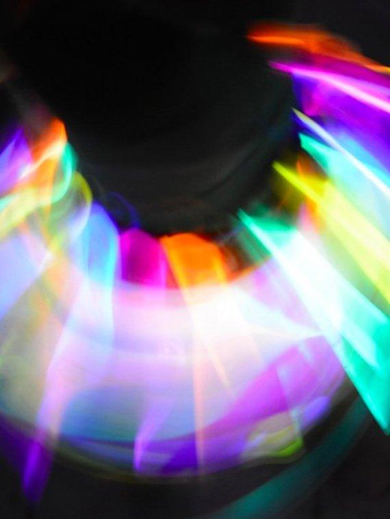 glow tutu