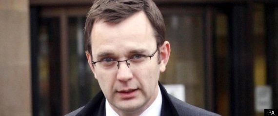ANDY COULSON ARREST