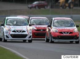 La coupe Nissan Micra : le pilote avant tout (PHOTOS)