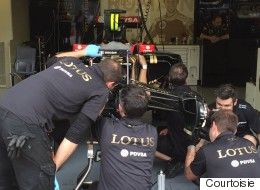Lotus F1 : quand la course devient business