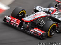 Pas si glam le Grand Prix