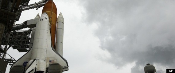 SHUTTLE LAUNCH WEATHER