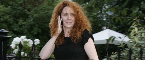 Rebekah Brooks Resigns