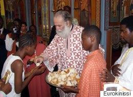 Σχολείο στην Μαγαδασκάρη εγκαινίασε ο Πατριάρχης Αλεξανδρείας και πάσης Αφρικής Θεόδωρος Β'