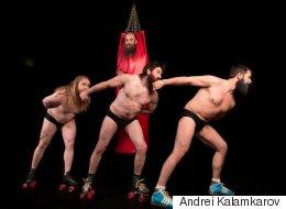 «Barbu foire électro trad»: Un spectacle complètement au poil