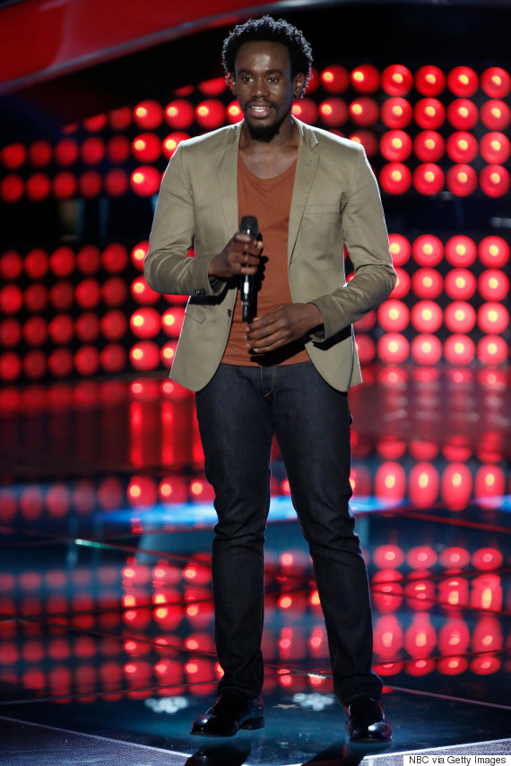 anthony riley the voice