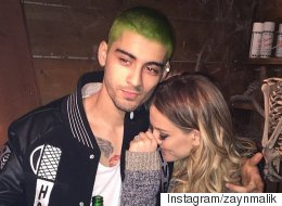 Zayn Malik's Green Hair: Why 2015 Is The Year Of The Male Dye Job