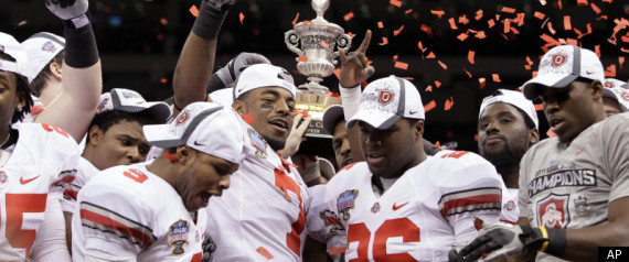 Ohio State Vacates Sugar Bowl