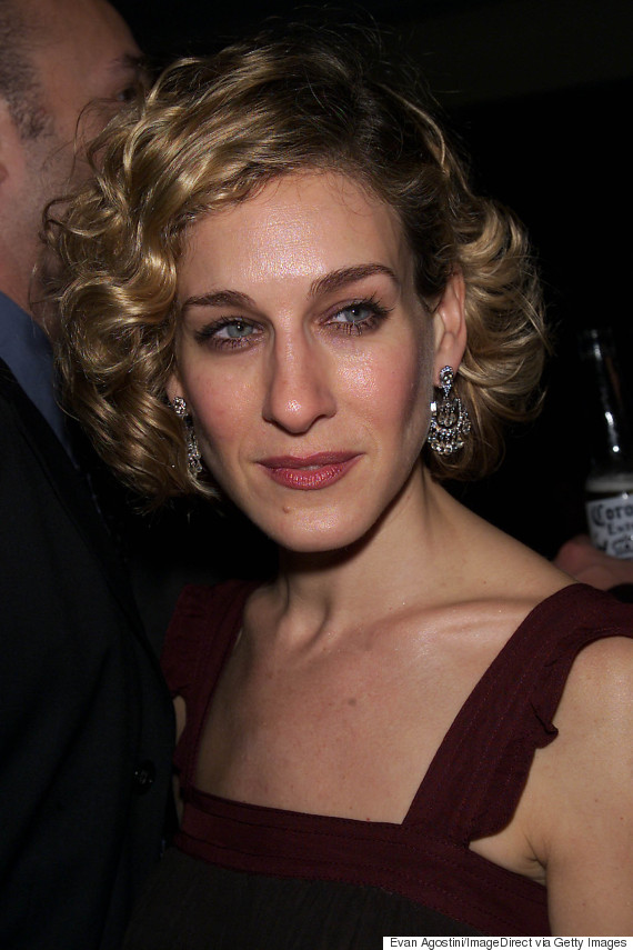 Astonishing This Was Sarah Jessica Parker39S Biggest Hairstyle Regret The Short Hairstyles For Black Women Fulllsitofus