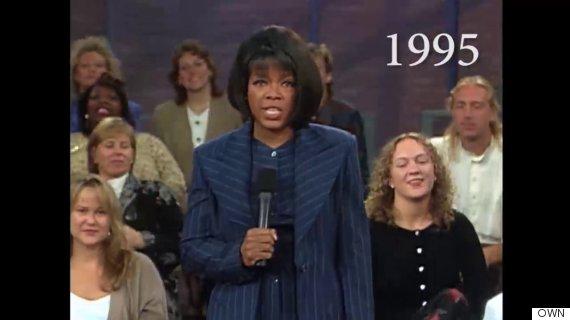 oprah hair 1995