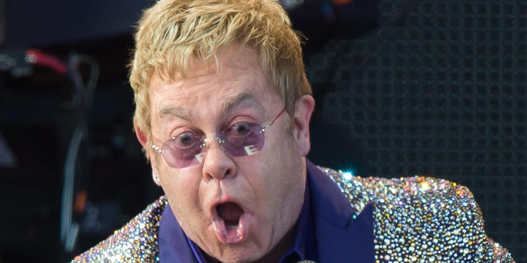 Elton John Brings Stew...