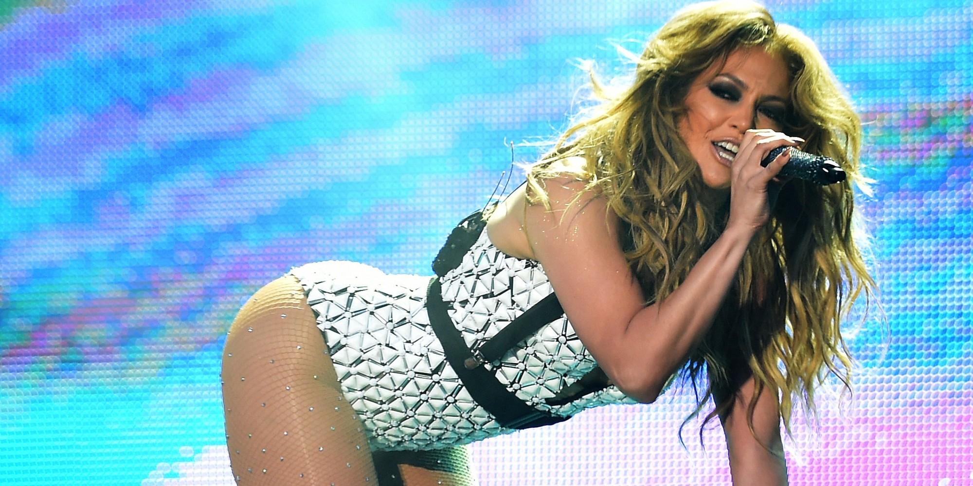 Jennifer Lopez Co - Top 5 der schnsten Hintern Hollywoods
