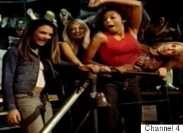Remember When The Spice Girls Hosted 'TFI Friday'?