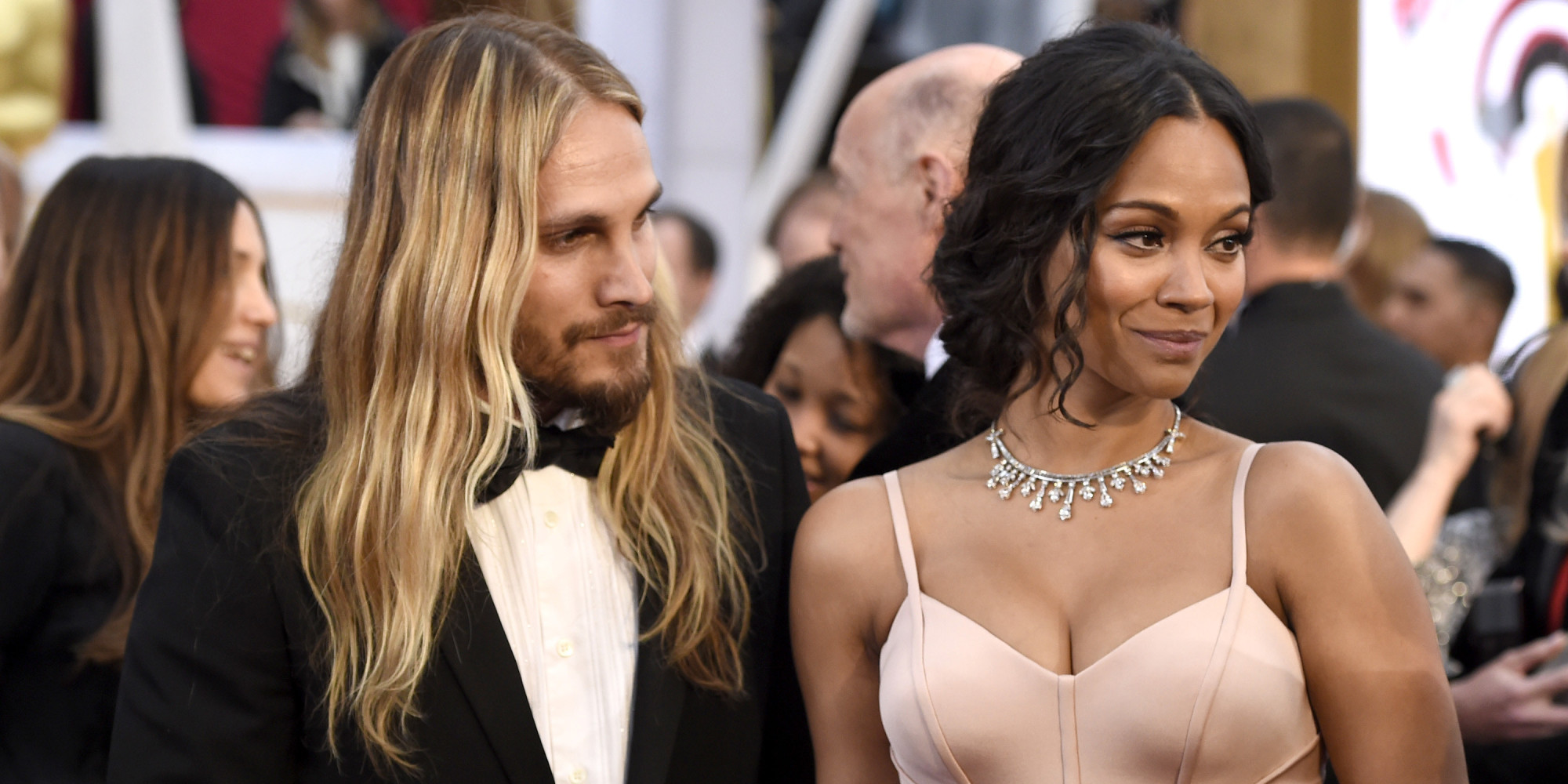 Zoe Saldana's Husband Takes Her Name, Doesn't Care What You Think ...