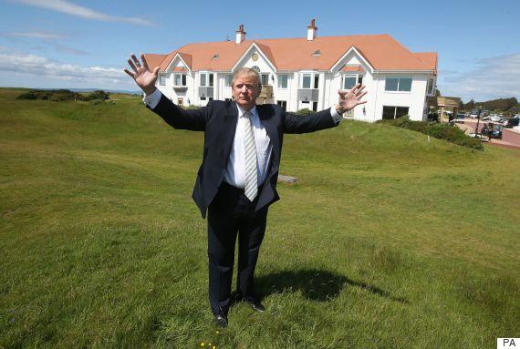 Donald Trump Attacks Scotland's Former First Minister Alex ...