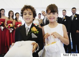 Here's What You Should Know When Choosing A Flower Girl And Ring Bearer