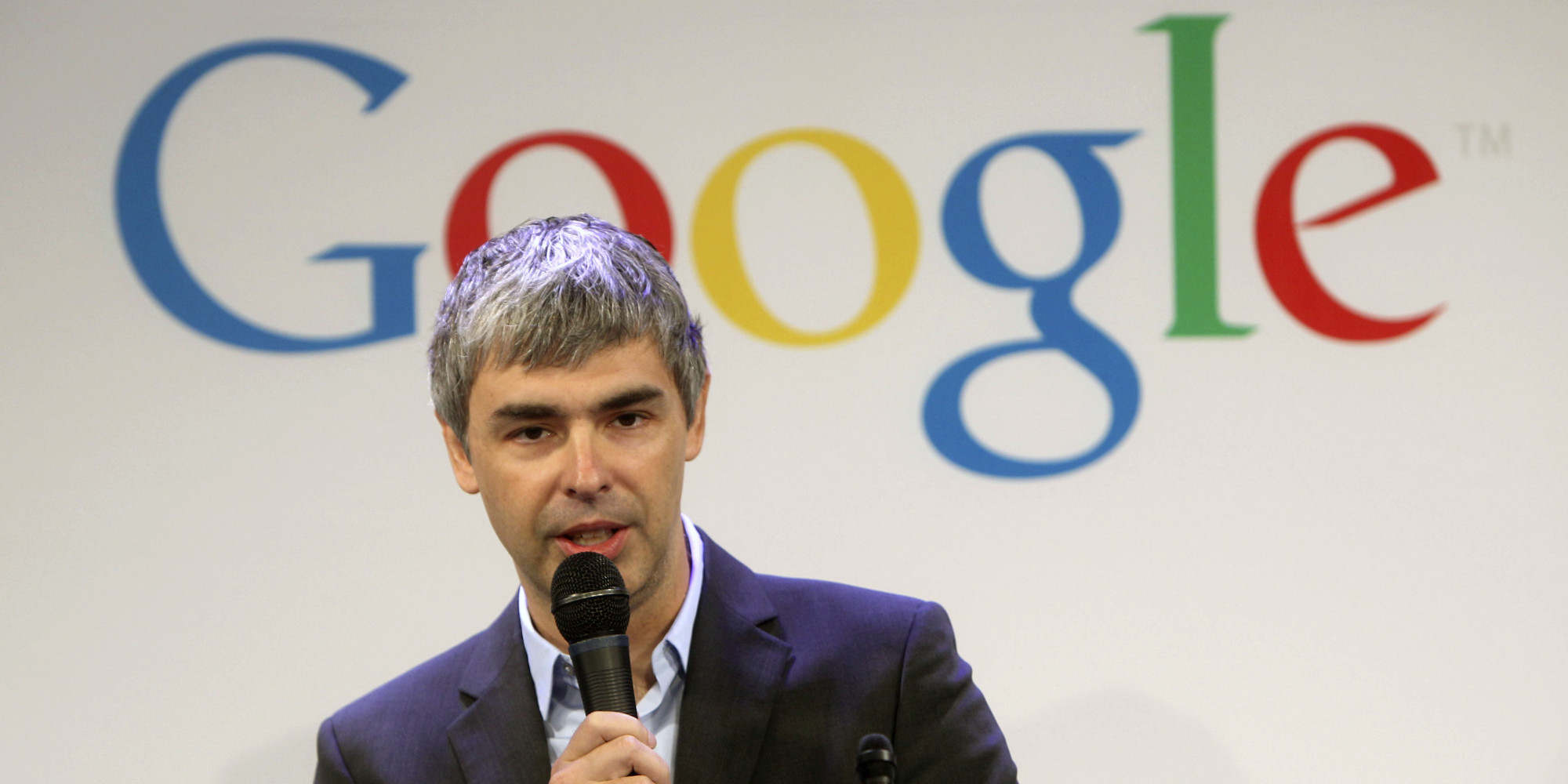 Why Google's Larry Page Is The Highest-Rated CEO In