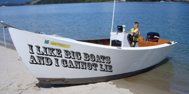11 Hilarious Boat Names That Need To Be On Real Boats
