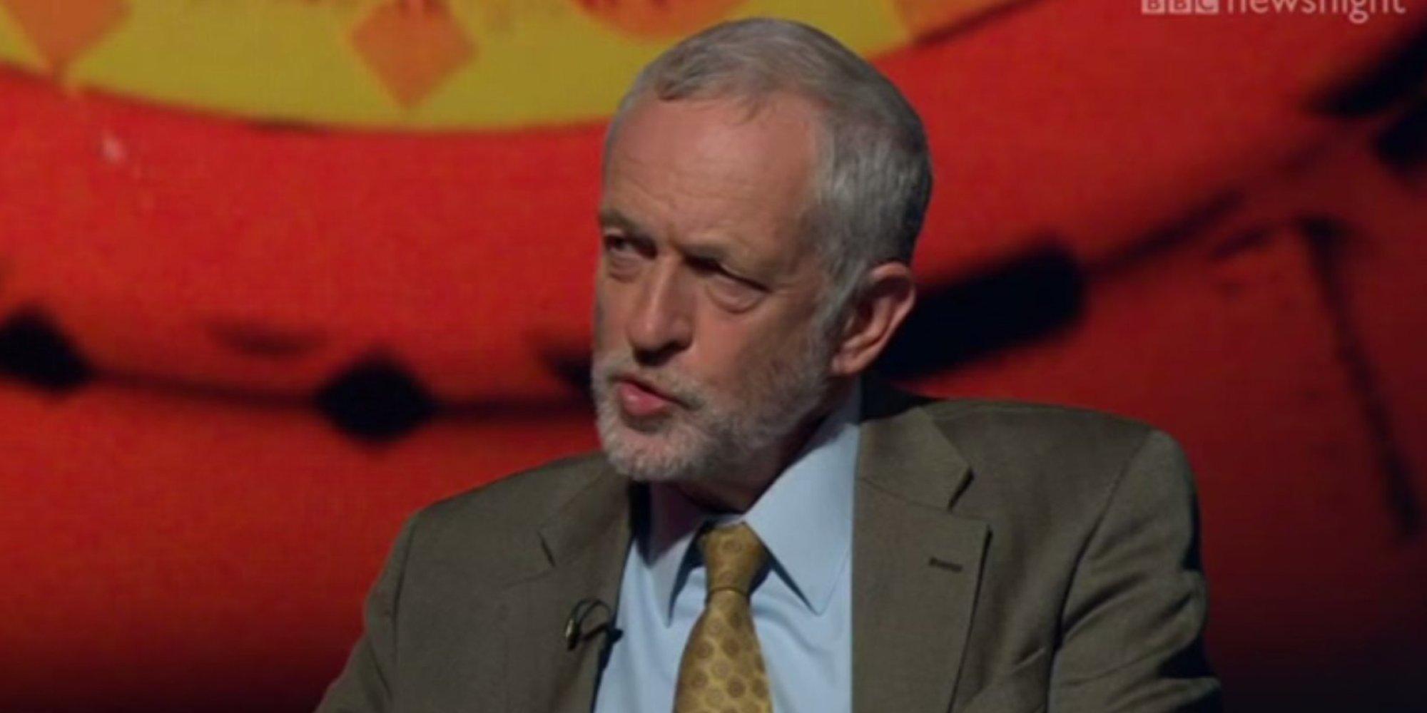Jeremy Corbyn Tells BBC 'Newsnight' Ukip Voters Are ...