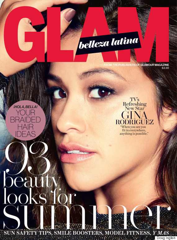 gina glam cover