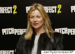 Why Kate Moss Comes Out of Flight Fracas Looking Pretty Good