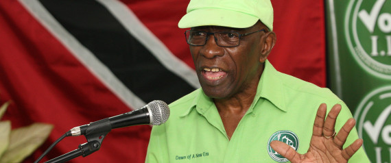 Stole from Haiti fund?: Jack Warner Earthquake Fund