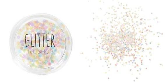 topshop glitter