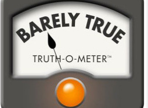 Politifact Truthometer