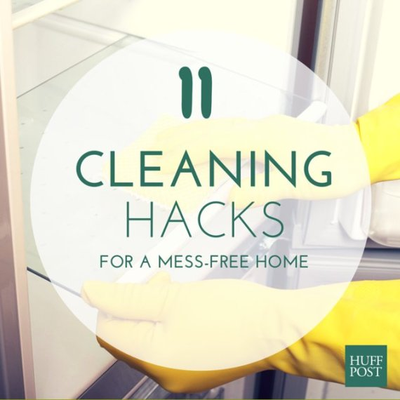 11 Diy Cleaning Hacks That Leave No Excuse For A Messy
