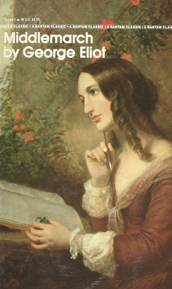 the pier glass concept in middlemarch a novel by george eliot