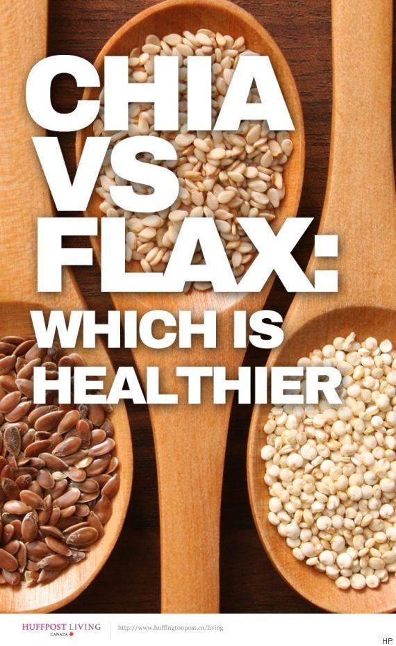 chia vs flax