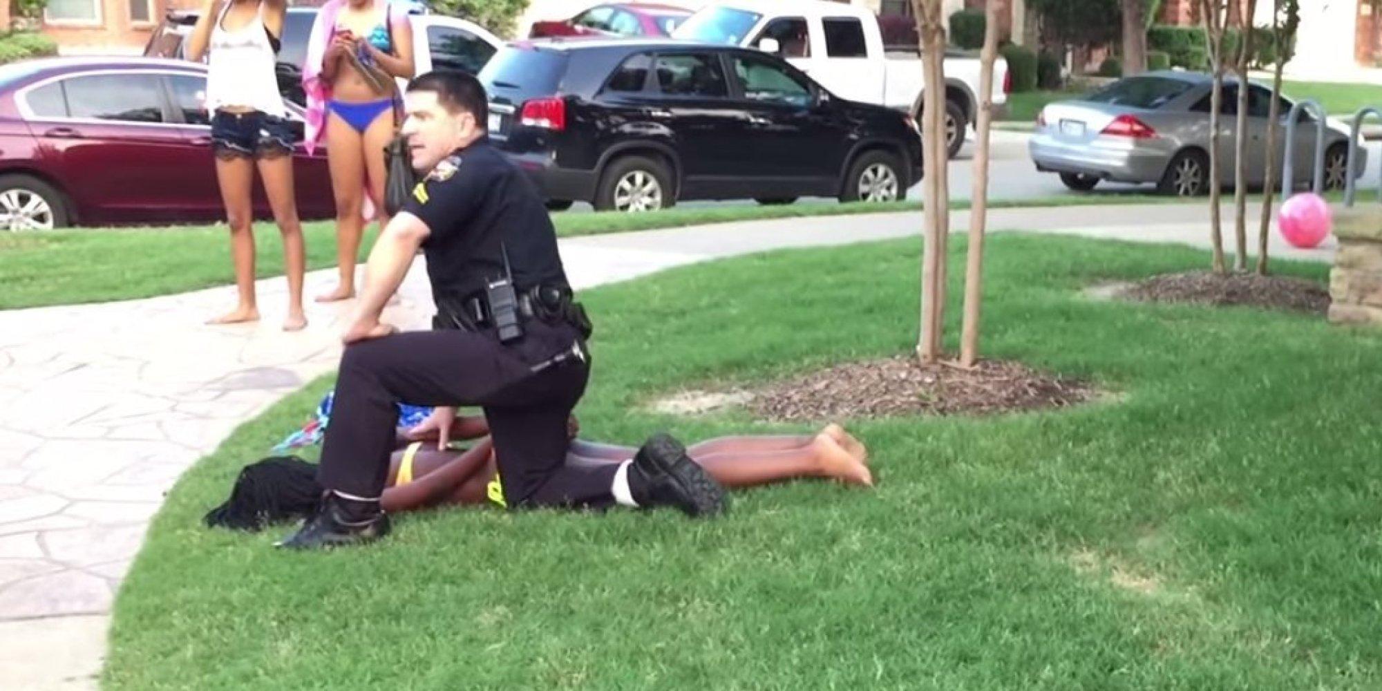 Eric Casebolt Mckinney Police Officer Involved In Pool