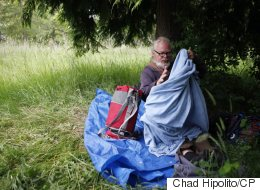 Only The Homeless Are Allowed To Camp In This B.C. Park
