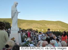 Le pape doute des apparitions de la Vierge à Medjugorje
