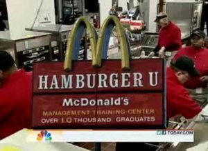 Hamburger University