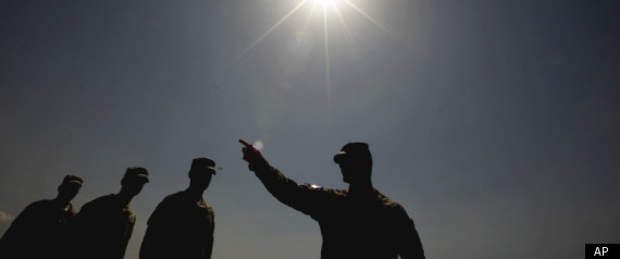 CAMP VICTORY IRAN