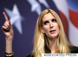 Ann Coulter: 'Acostúmbrense a que sus niñas sean violadas por inmigrantes'