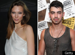 Joe Jonas Karlie Kloss