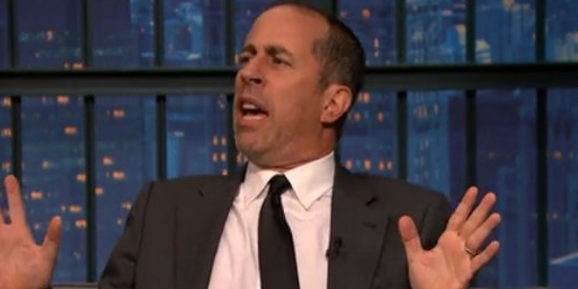 Jerry Seinfeld Gay 89