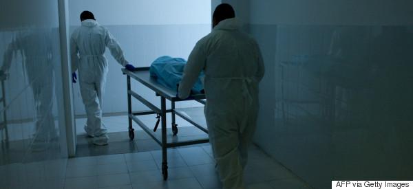El extraño negocio de la venta de cadáveres en Estados Unidos