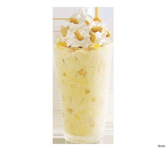 sonic pineapple shake