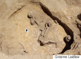 Mysterious 'Sleeping Beauty' Grave Discovered